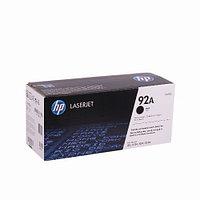 Лазерный картридж HP 92A (Оригинальный, Черный - Black) C4092A