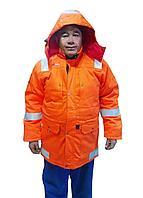 Куртка зимняя огнеупорная FIRE SAFE