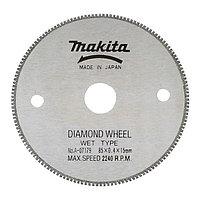 Алмазный отрезной круг для стекла 85*15*0.4 мм. для мокрого реза