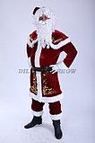 """Новогодний костюм """"Дед Мороз"""" на прокат, фото 3"""