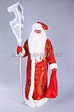"""Новогодний костюм """"Дед Мороз"""" на прокат, фото 5"""