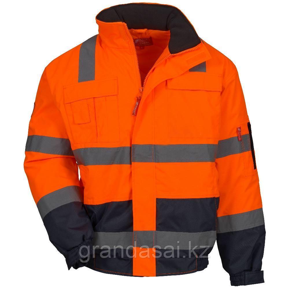 Куртка сигнальная оранжевая NITRAS 7142 MOTION TEX VIZ