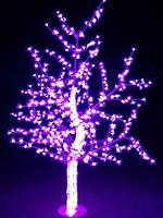 "Уличное светодиодное дерево ""Сакура"" 195 см (НФ-48), фото 1"