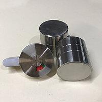 Ручка металл + задвижка ST-Cabine 3 metall (комплект)
