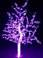 "Уличное светодиодное дерево ""Сакура"" 250 см (НФ-80)"