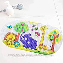 Детский коврик для ванной(противоскользящий), фото 4