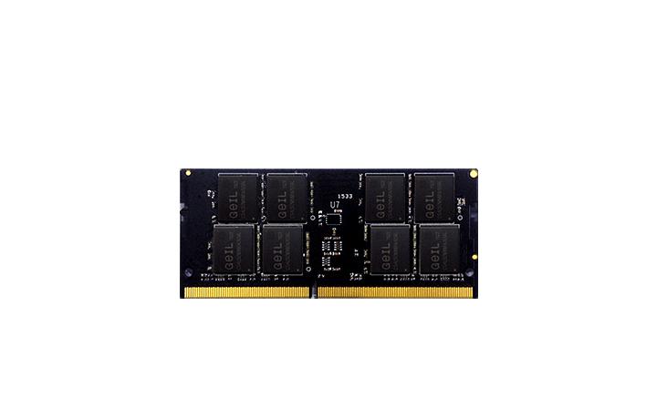 Оперативная память для ноутбука 4GB DDR4 2400MHz GEIL