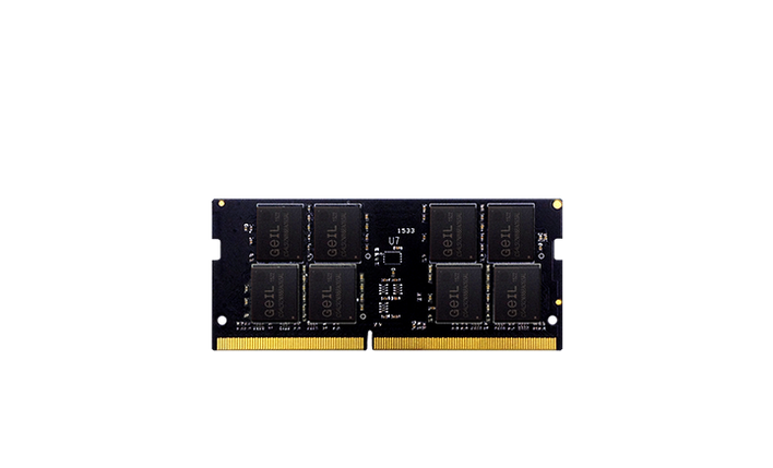 Оперативная память для ноутбука 4GB DDR4 2666MHz GEIL, фото 2