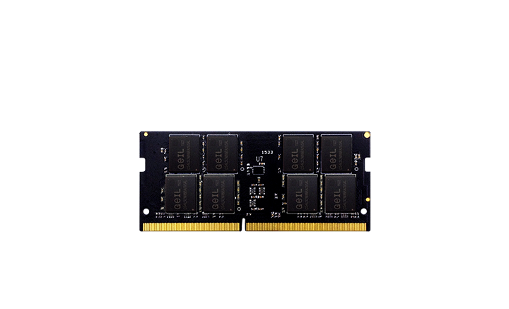Оперативная память для ноутбука 8GB DDR4 2400MHz GEIL
