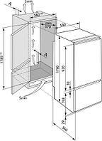 Встраиваемый холодильник Атлант ХМ 4307-000, фото 3