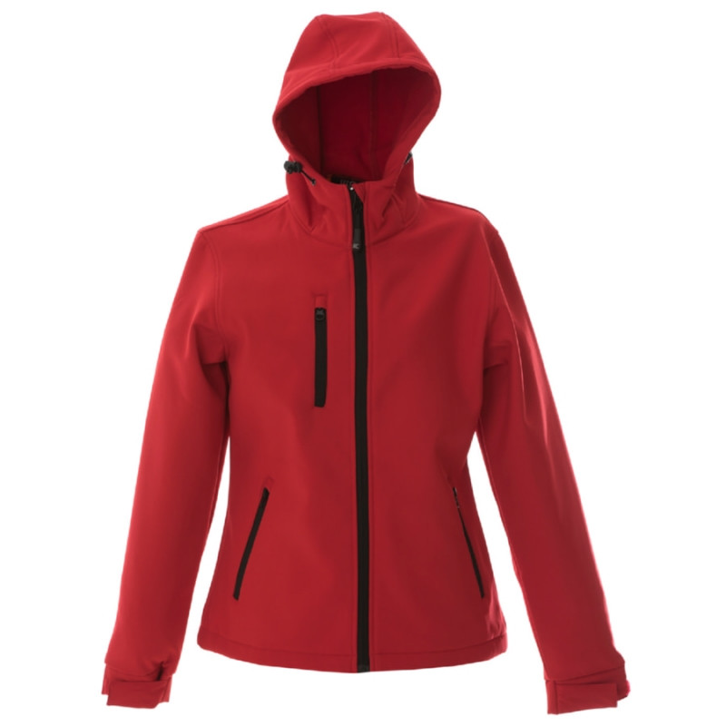 Куртка женская INNSBRUCK LADY 280, Красный, XL, 399022.08 XL