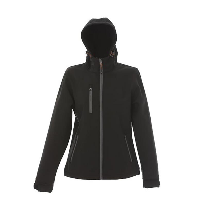 Куртка женская INNSBRUCK LADY 280, Черный, S, 399022.02 S