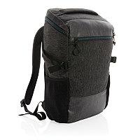 """Рюкзак с легким доступом 900D для ноутбука 15.6"""" (не содержит ПВХ), черный, Длина 24 см., ширина 11 см.,, фото 1"""