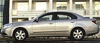Комплект молдингов на двери Chevrolet Epica (2006-2011)