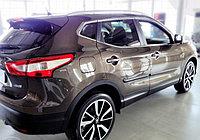 Комплект боковых молдингов Nissan Qashqai (2014)