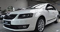 Комплект боковых молдингов Skoda Octavia III (2013-)