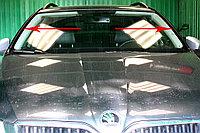 """Дефлектор водосток лобового стекла (для Octavia A7 Scout ) SKODA Octavia """"13-"""