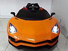 Дерзкий электромобиль на гелевых колесах Lamborghini. Ламборгини. Машинка! Электрокар!, фото 2