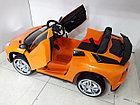 Дерзкий электромобиль на гелевых колесах Lamborghini. Ламборгини. Машинка! Электрокар!, фото 5