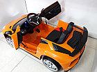 Дерзкий электромобиль на гелевых колесах Lamborghini. Ламборгини. Машинка! Электрокар!, фото 8