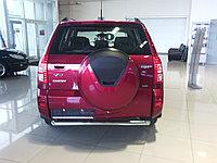 Защита задняя D 60,3 Chery Tiggo FL 2013-