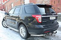 Защита задняя уголки D 60,3 Ford Explorer 2011-