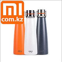 Термос бутылка с индикатором температуры Xiaomi Mi Kiss Kiss Fish KKF Smart Cup. Оригинал.