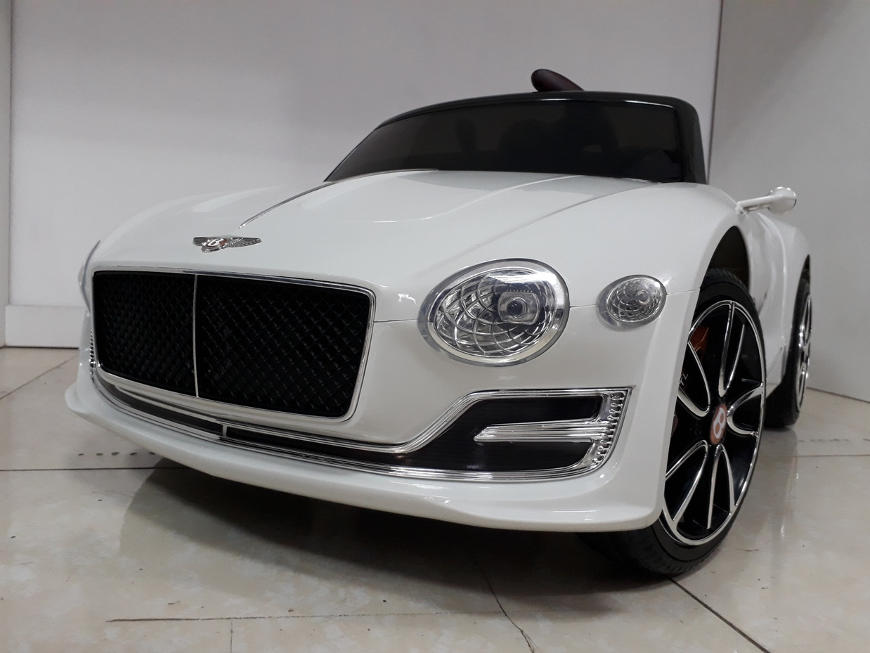 Лицензионный электромобиль Bentley Continental. Люкс-качество!