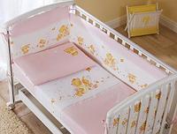Постельное белье Perina Фея Лето розовое 4 предмета Ф4-01.3