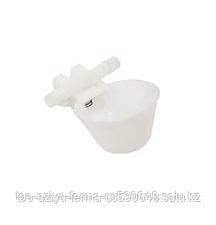 Микрочашечная поилка боковой вход 9,5 мм