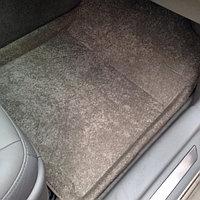 Текстильные 3D коврики Ford FOCUS III МКПП 2011-2015 Бежевый цвет