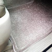 Текстильные 3D коврики Nissan NOTE 2005-2014 Бежевый цвет