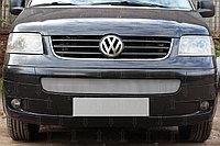 Защита радиатора Volkswagen T5 (Multivan,Caravelle) 2003-2009 chrome