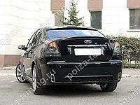 "Насадки под бампер ""Concept"" Ford Focus 2 (2004-2011)"