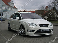 "Юбка ""Sport"" переднего бампера Ford Focus 2 ST (2004-2008)"