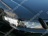 Реснички на фары широкие Honda Accord VII (2004-2008)