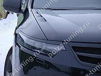 Реснички на фары Honda Accord VIII (2011-2013)