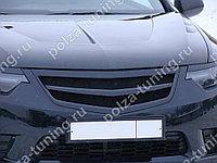 "Планка в реш. радиатора ""SPORT"" Honda Accord VIII (2011-2013)"