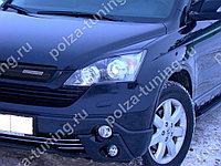 Реснички на фары Нonda CR-V (2007-2012)