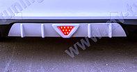 LED Стоп сигнал белый в стиле F1 для диффузора Mazda 6 (2013 - н.в.)