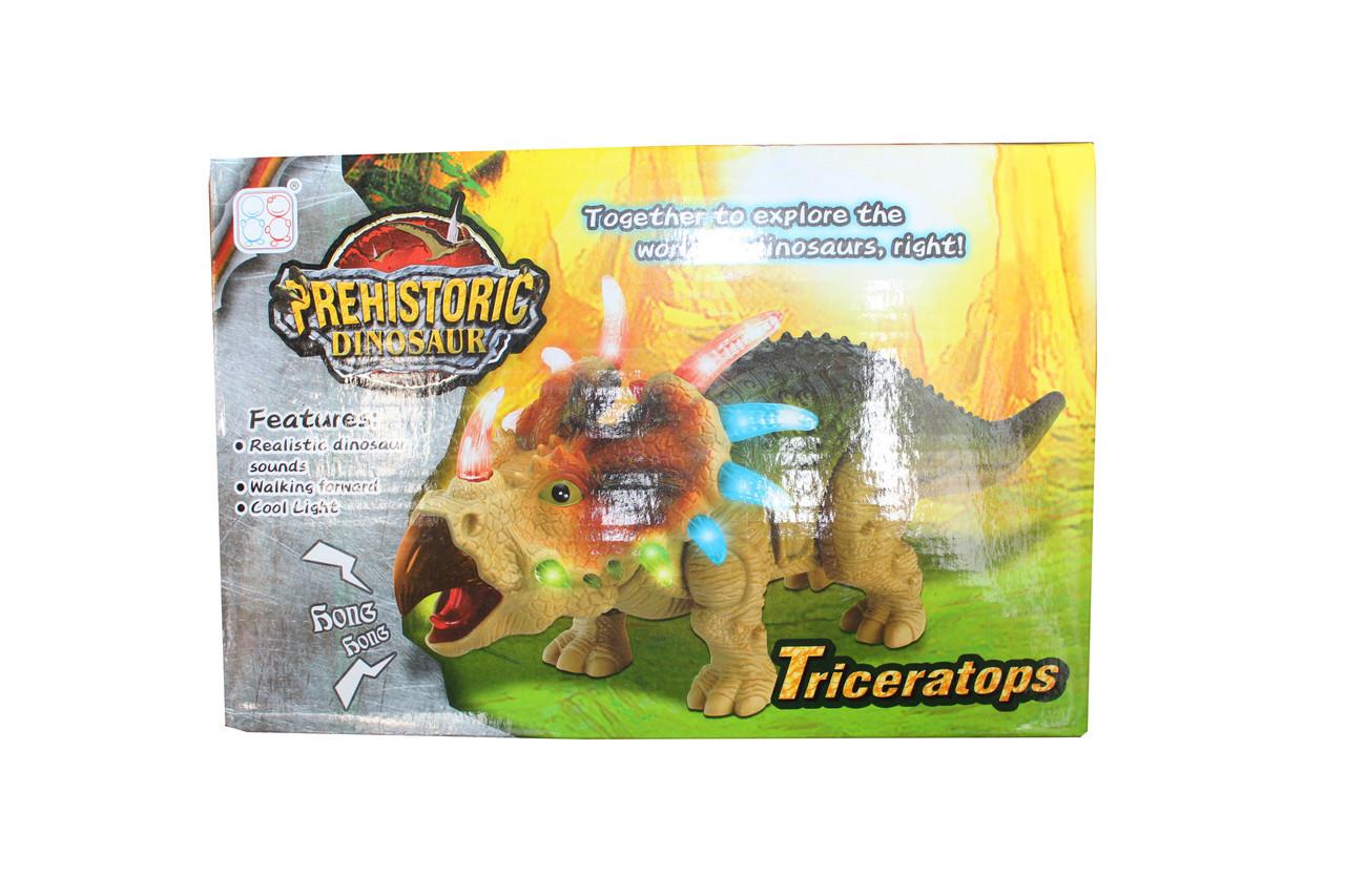 Динозавр 3D 3302