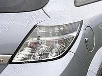 Реснички на задние фонари Astra H/GTC (2005-2011)