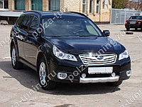 Реснички на фары Subaru Legacy (5th generation) (2009-2014)