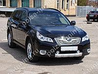 Реснички на фары Subaru Outback (4th generation) (2009-2014)
