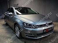 Реснички на фары VW Golf VII (2013 - н.в.)