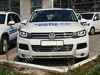 Реснички на фары VW Touareg (2nd generation) (2010-2015)