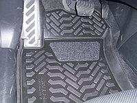 Коврики Nissan X-Trail (T32) (2014-) салон (3D с подпятником)