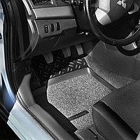 Коврики Nissan Qashqai II (2014-) (3D) салон SOFT (сборка Англия)