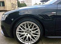 "Накладки на крылья ""жабры"" Audi A5 (2007-2015)"