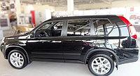 Комплект боковых молдингов Nissan X-Trail 2007-/2011-